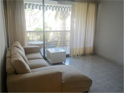 Photo for Apartment with terrace in Cambrils Beautiful sandy beach has 2mn feet