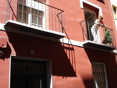 Photo for Cosy apartment situated in an old renovated premises