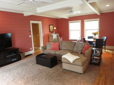 Photo for CLEAN & COZY IN-TOWN CVX HOME! 3BD/2BA + CENTRAL A/C