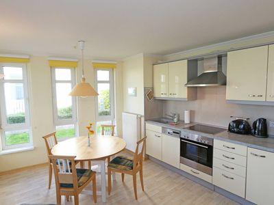 Photo for Apartment 03 3-room ground floor 4 stars - A: House Rügenscher Bodden with sea view 4 stars