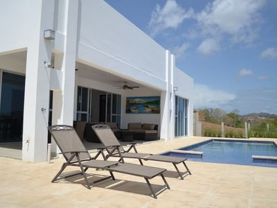 Photo for Stunning Ocean View House with pool in San Juan del Sur. availability Sem. Santa