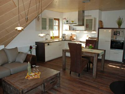 Photo for Apartment 3 with fireplace and balcony - Holiday apartments to Selliner See