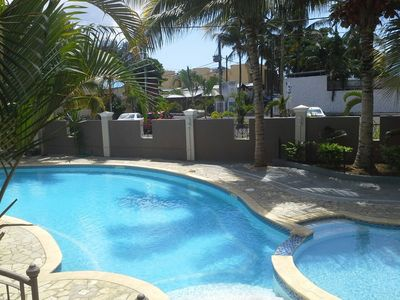 Photo for Well located 3 Bedroom Apartment, footsteps away from magnificent beach