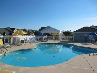 Photo for Luxurious, chic and affordable town home in Rehoboth. Bike to BEACH!
