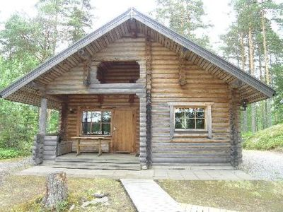 Photo for Vacation home Mökinniemi in Juva - 4 persons, 1 bedrooms