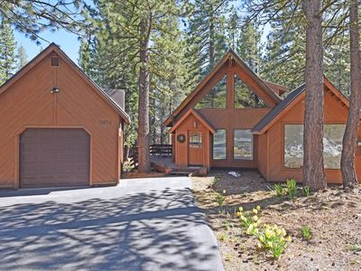 Photo for Splendid Tahoe Donner Home with HOA