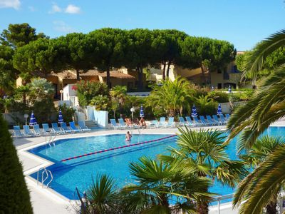 Photo for One bedroom Apartment, sleeps 4 in Le Cap D'Agde with WiFi