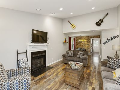 Photo for Opry Area Gem! Fully Renovated 2BR/2BA with Hot Tub & Bar!