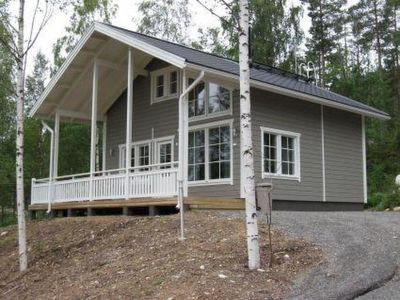 Photo for Vacation home Kolin helmi 2 in Lieksa - 6 persons, 2 bedrooms