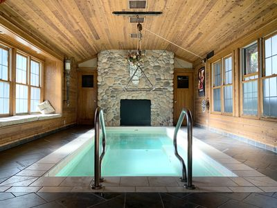 Photo for Wisconsin Cabin Rentals with Hot Tub and Pool Table