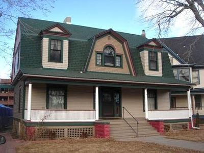 Photo for Victorian Downtown Colorado Springs Sleeps 16