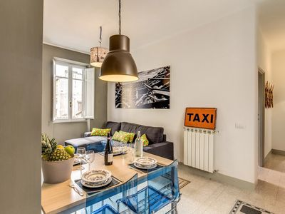 Photo for MONTI 3 BEDROOM COLISEUM - Apartment for 8 people in Roma