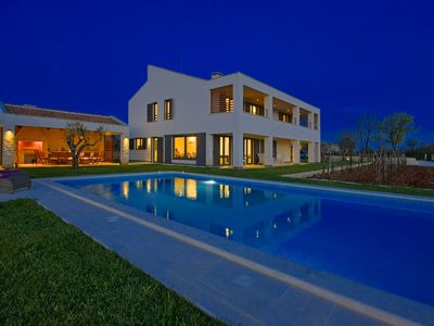 Photo for Beautiful Villa Bianca, in Istria, with a Pool