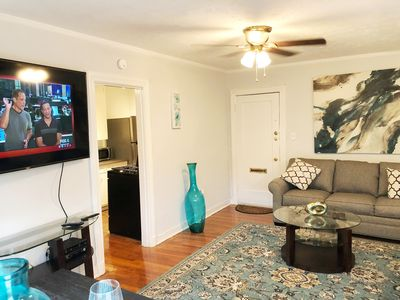 Photo for Grand Opening-20% discounted rate! Awesome Apartment in Oak Lawn/Turtle Creek
