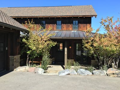 Photo for Private Luxury Mountain Cabin, Ski, Championship Golf, Spa, Promontory , Park Ci