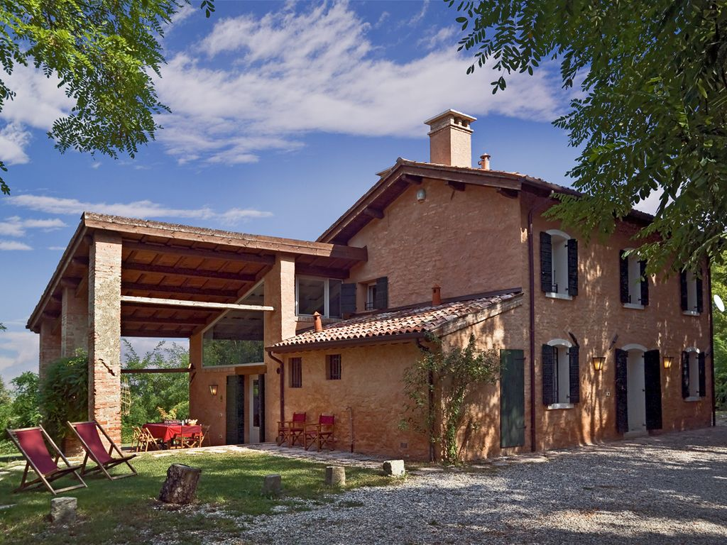 Romantic Cottage On The Hills Bewteen Venice And Padua Homeaway