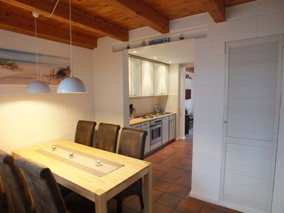 Photo for 547 € / week In May + FEWO fee for 6 people, 3SZ, sauna, fireplace, free Wi-Fi,