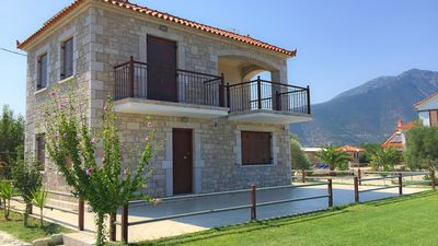 Photo for Holiday house with pool in Peloponnese