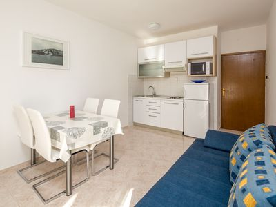 Photo for Standard One-Bedroom Apartment With Balcony And Swimming Pool