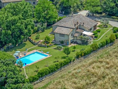 Photo for Vacation home Vineyard View in San Gimignano - 8 persons, 4 bedrooms