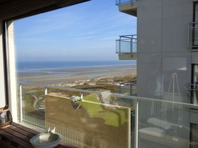 Photo for De Panne with sea views in the dunes