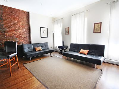 Photo for Apartment Clayton in New York/Manhattan - 8 persons, 2 bedrooms