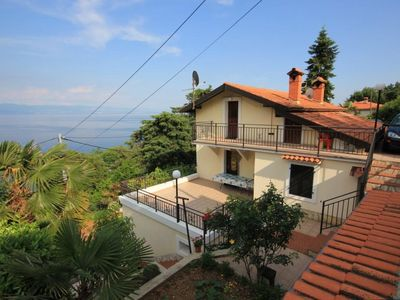 Photo for Apartment in Medveja (Opatija), capacity 2+1