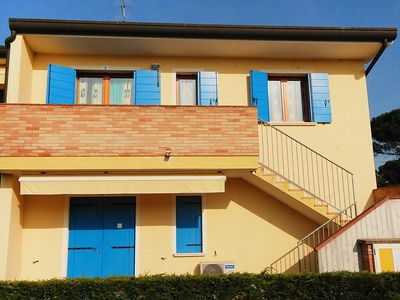 Photo for Apartment 123 m from the center of Rosolina Mare with Parking, Internet, Air conditioning, Pool (144173)
