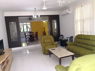 Photo for 4BR Villa Vacation Rental in George Town, Pulau Pinang