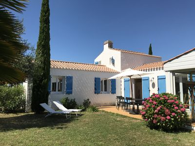 Photo for Holiday home in Noirmoutier 150m from the beach