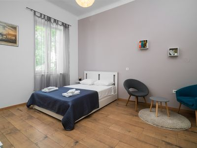 Photo for Comfy studio for 2 persons in TOP location, close to the historic center