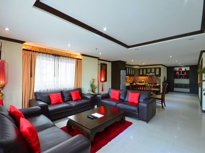 Photo for 5 Star Luxury 2 BDR Condo Pratumnak