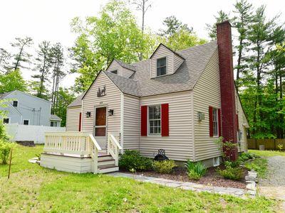 """Photo for """"The Villager"""" - NEW Vacation House in the Heart of Downtown N. Conway, NH"""