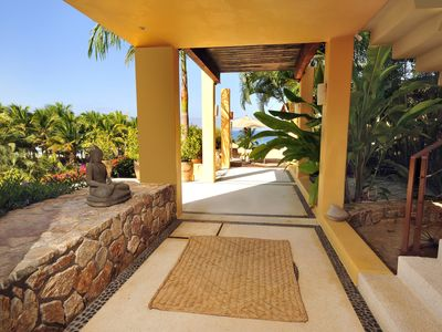 Photo for Private on the Beach Compound!  Paradise found!