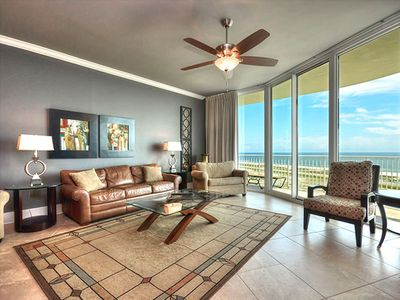 Photo for NEW Listing! PENTHOUSE with Great Views of the Gulf - 1PM Check in Option