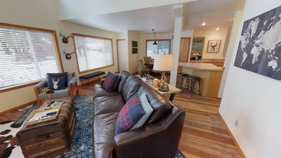 Photo for Pet friendly, quiet area. Within five minutes of back country or downtown McCall