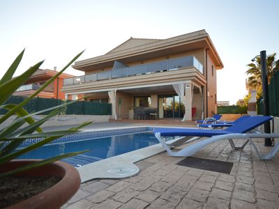 Photo for 3BR Villa Vacation Rental in L'Ampolla