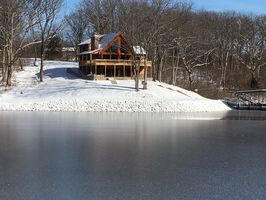 Photo for 3BR Cabin Vacation Rental in Chandlerville, Illinois