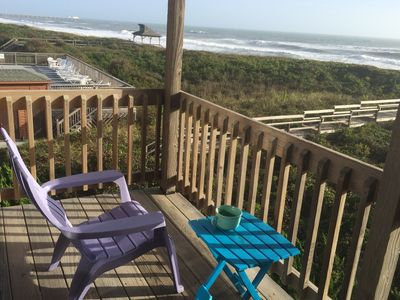 Photo for OCEANFRONT!  Newly renovated May 2020 2BD/2Bath in Duck, NC