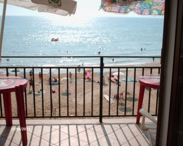 Photo for 1BR Apartment Vacation Rental in siculiana marina