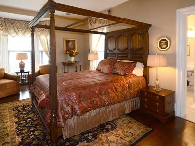 Photo for Cathedral Hill Room @ Corban Manor Inn & B & B