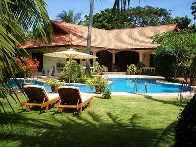 Photo for 4 Bedroom Private Pool COCONUT BAY
