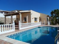 A fabulous place to relax and the villa has everything you need.