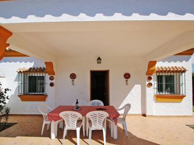 Photo for Vacation home NAZARETH I + II (CIL217) in Conil de la Frontera - 6 persons, 3 bedrooms