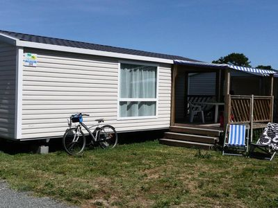 Photo for Camping Zagarella **** - Mobile home 3 Rooms 5/6 People