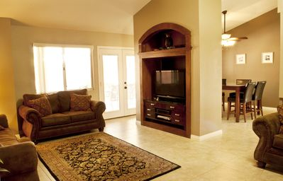 Photo for 4 bedroom Upscale Mesquite Vacation Home w/ Golf Discounts