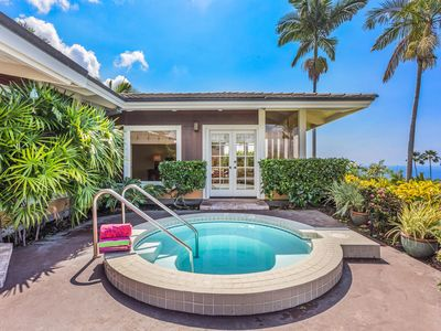 Photo for Keauhou Estates #185 - Luxury Home with Amazing Sunset and Ocean Views*Perfect for Families*