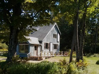 Photo for Country Home with Babbling Brook and Pond View- Minutes to Berkshire East Resort