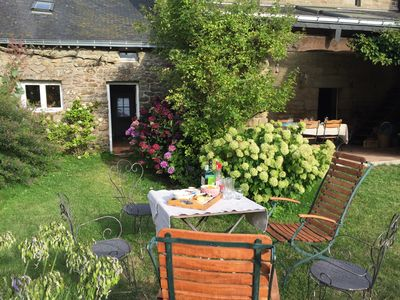 Photo for 4BR House Vacation Rental in Berric, Bretagne