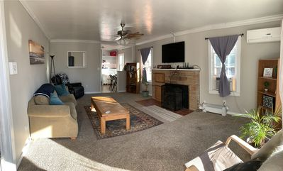 Photo for Light and Spacious Home. Great for groups! Lots of parking and beds!